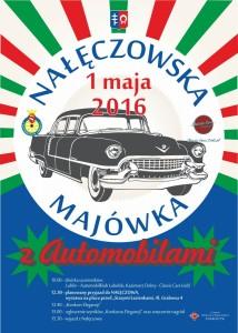 Plakat_Majowka_z_Automobilami